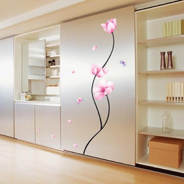 Trong lĩnh vực trang trí nội thất nói chung và trang trí cửa kính nói riêng giấy dán kính trang trí