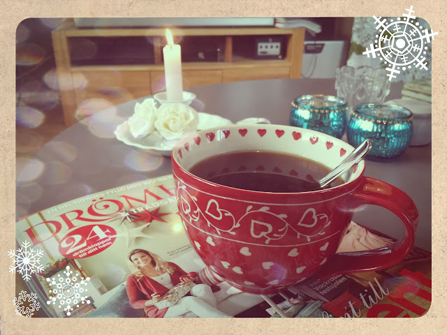 baby its cold outside, tea, christmas, breakfast, drömhem & trädgård