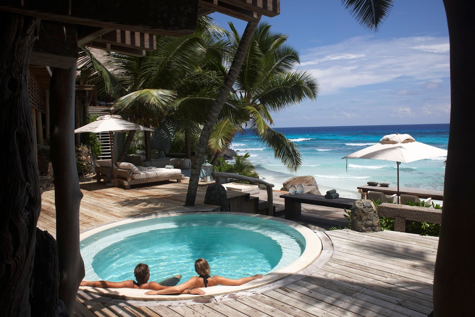luxury life design seychelles sanctuary. Black Bedroom Furniture Sets. Home Design Ideas