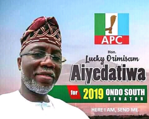 New month greetings from hon lucky aiyedatiwa m4hsunfo