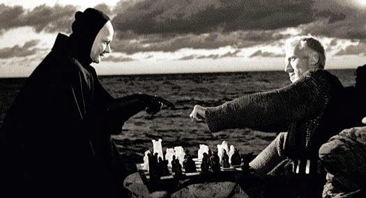 La Muerte juega ajedrez