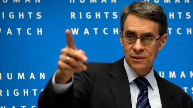 HRW indica: mandato de Trump será era peligrosa para DDHH en EEUU