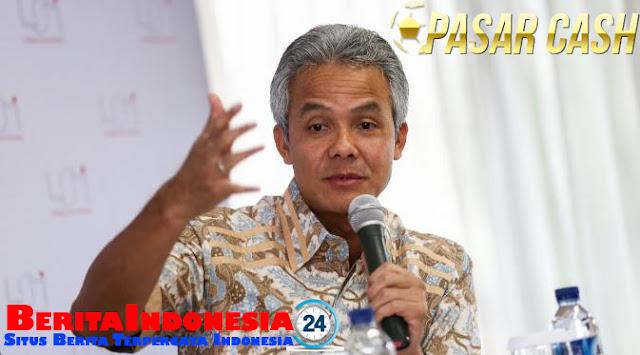 Ganjar Pranowo Minta Warga Jakarta Tetap pilih Ahok-Djarot