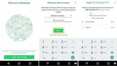 Landline Number से बनाएं WhatsApp अकाउंट फ्री में