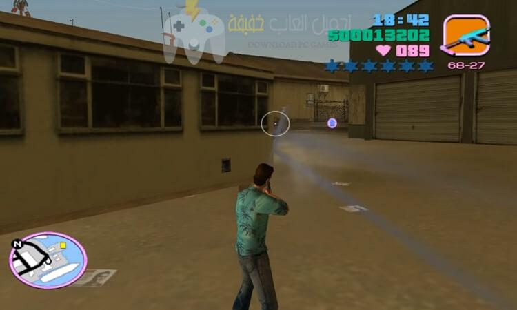تحميل لعبة جاتا Download GTA 7 للكمبيوتر
