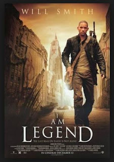 Download Film I Am Legend ( 2007 ) Bluray 720p