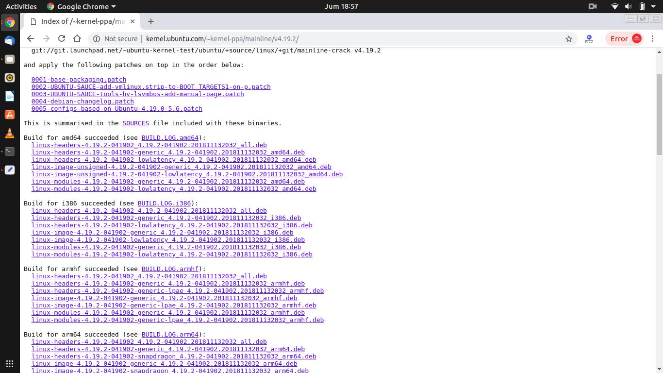 linux patch manual