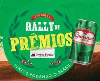 Cadastrar Promoção Divino Fogão 2018 Rally de Prêmios Guaraná Antarctica