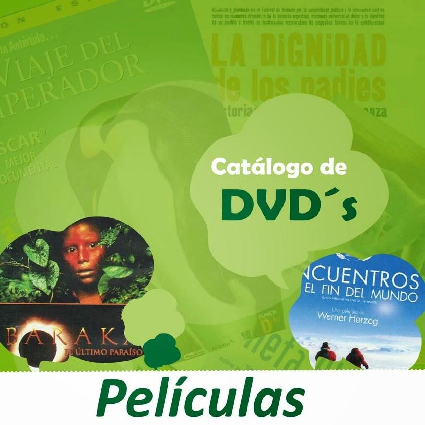 Catálogo de películas