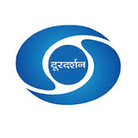 Prasar Bharati, Doordarshan, Delhi, New Delhi, 10th, freejobalert, Latest Jobs, Hot Jobs, prasar bharti logo
