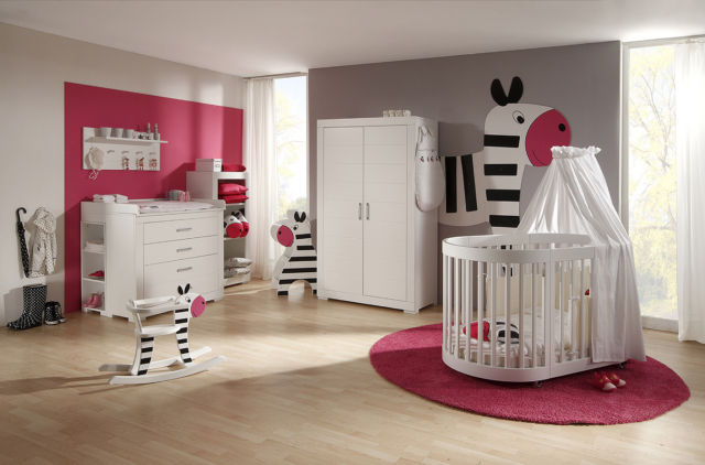 Dormitorios colores y estilos septiembre 2013 for Habitacion bebe gris