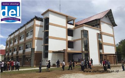 Daftar Fakultas dan Program Studi ITDEL Institut Teknologi Del