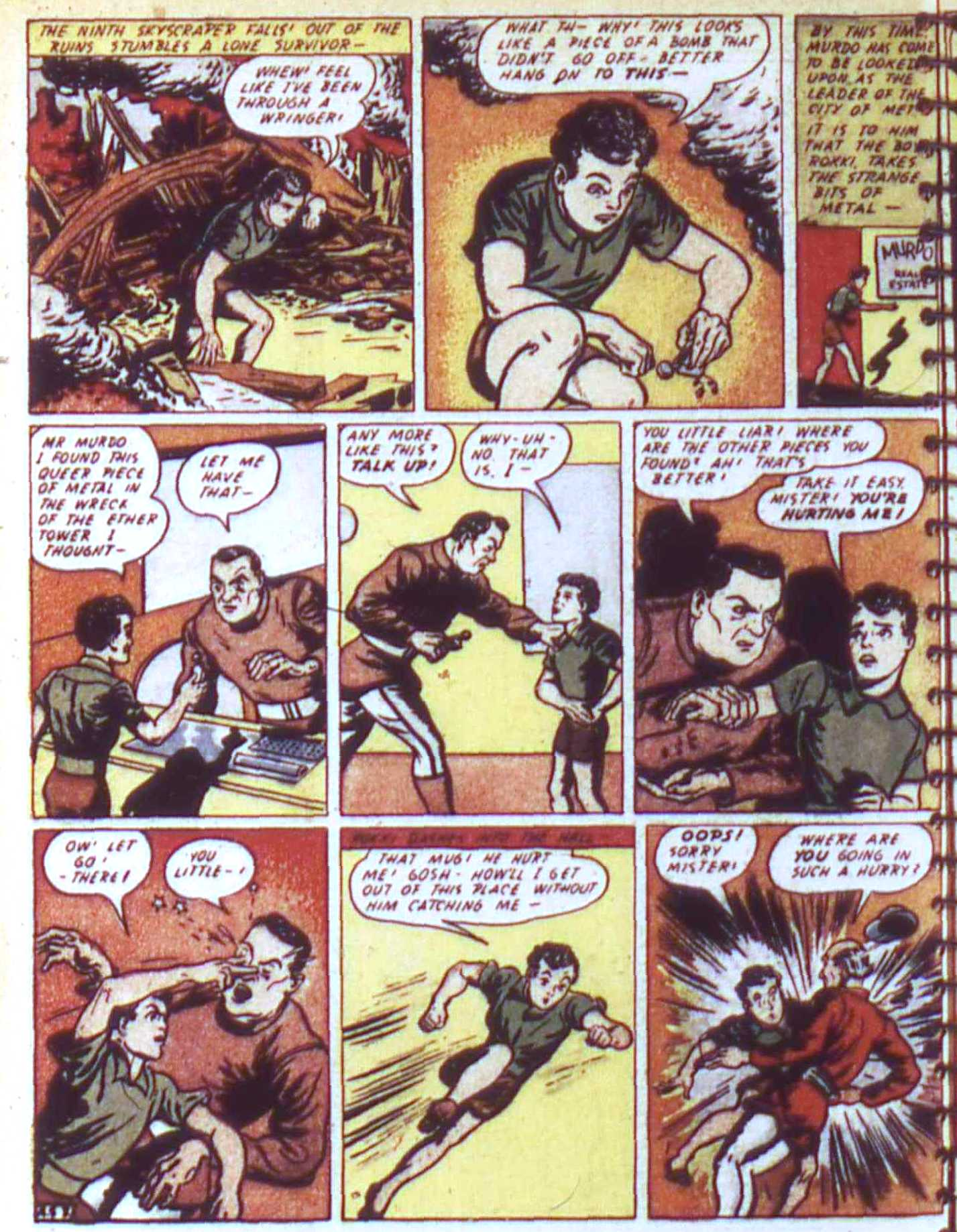 Read online All-American Comics (1939) comic -  Issue #17 - 30