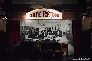 Café Tortoni. Buenos Aire