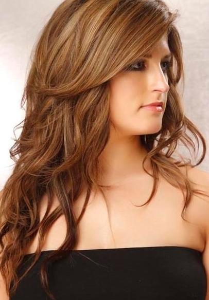 Contoh Model Gaya Rambut Layer Terbaru dan Cantik - Gaya ...