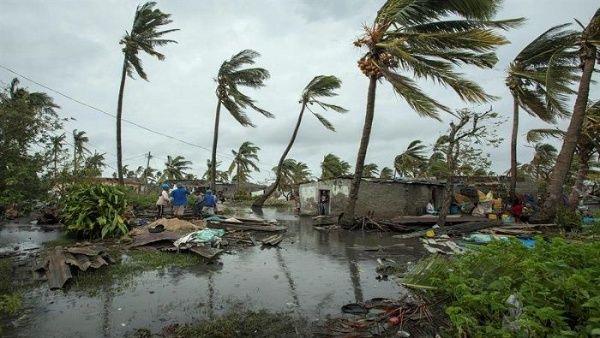 Papa Francisco lamenta víctimas del ciclón Idai en África