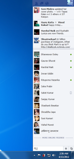Featues of Facebook Messenger