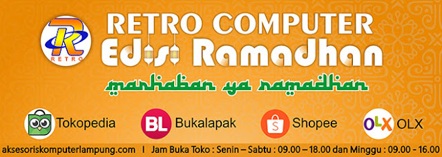 Retro sale edisi ramadhan
