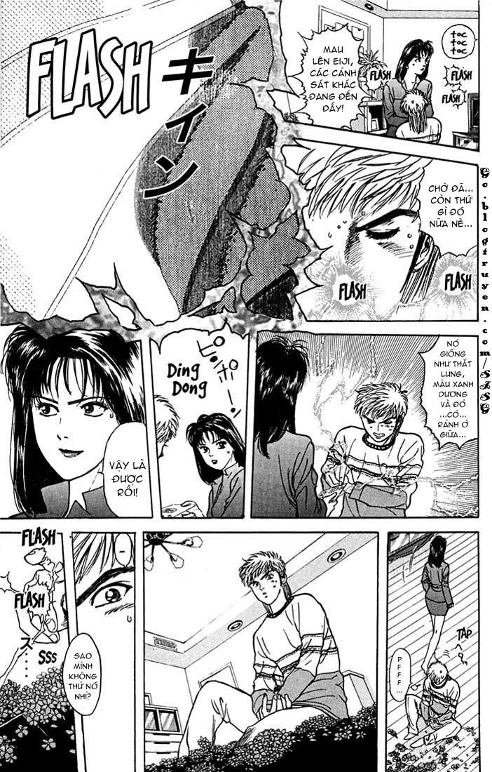 Psychometrer Eiji chapter 28 trang 19