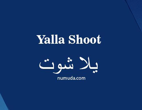 ysalla shoot tv