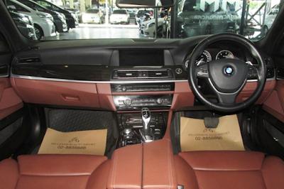 Interior BMW F10 Seri-5 Prefacelift