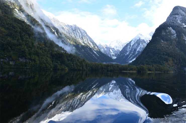 5. Doubtful Sound, New Zealand - Top 10 Beautiful Fjords Around the Earth