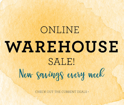 Tuesday warehouse sale