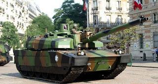 AMX-56 Leclerc, Prancis (Nilai Bersih $ 12,6 juta)