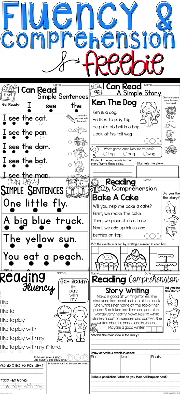 It's just a graphic of Adorable 1st Grade Reading Games Printable