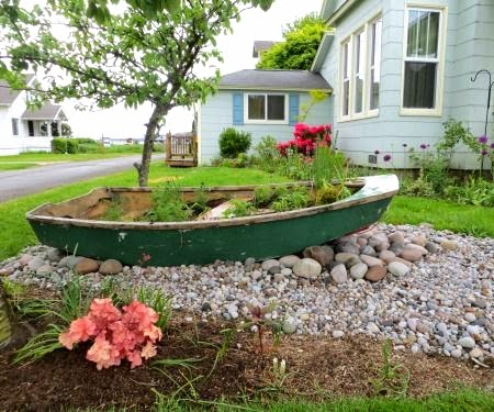 Home And Garden Boat Gardens