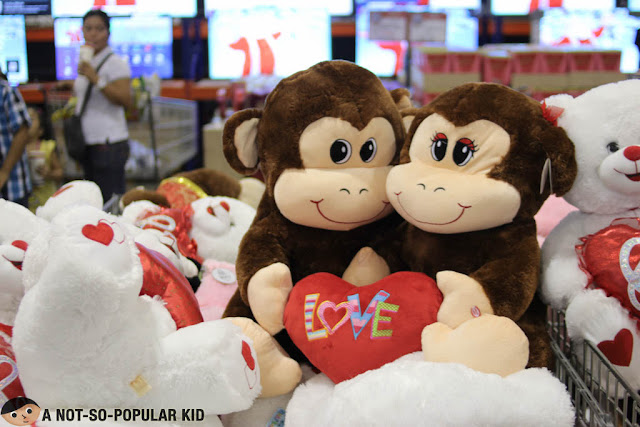 Monkey Pair Stuff Toy - S&R
