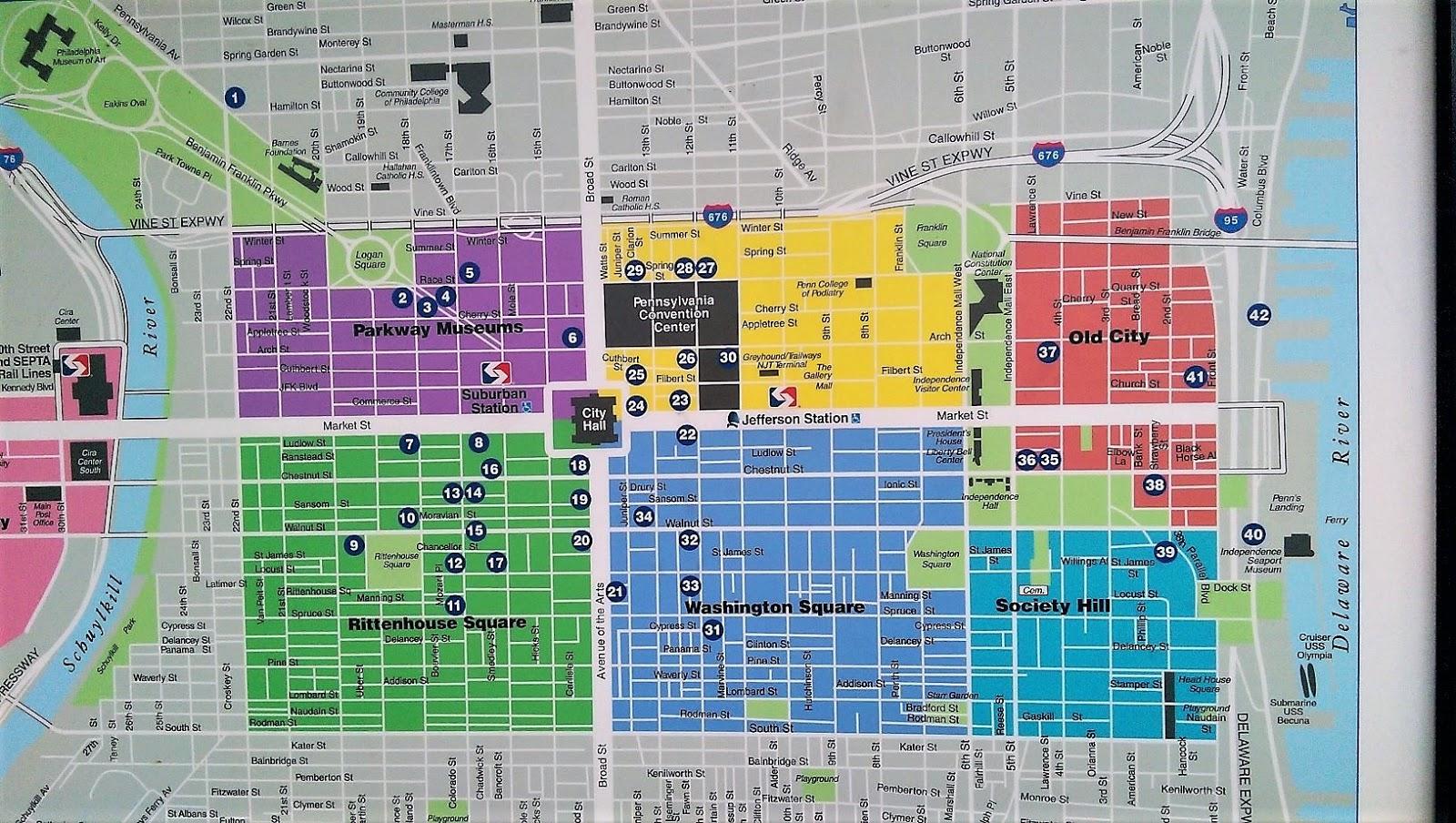 Erik's Choice: Philadelphia Museum of Art: Paint the ... on map of phila transportation, map of phila airport, map of phila restaurants,