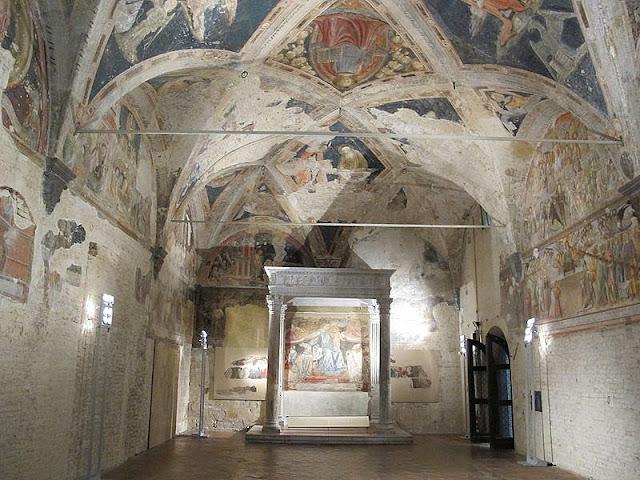 museo santa maria scala siena