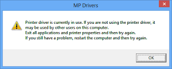 Hướng dẫn khắc phục lỗi không cài được máy in Canon 2900 trên Windows 10 64 bit Windows 7, 8 64 bit