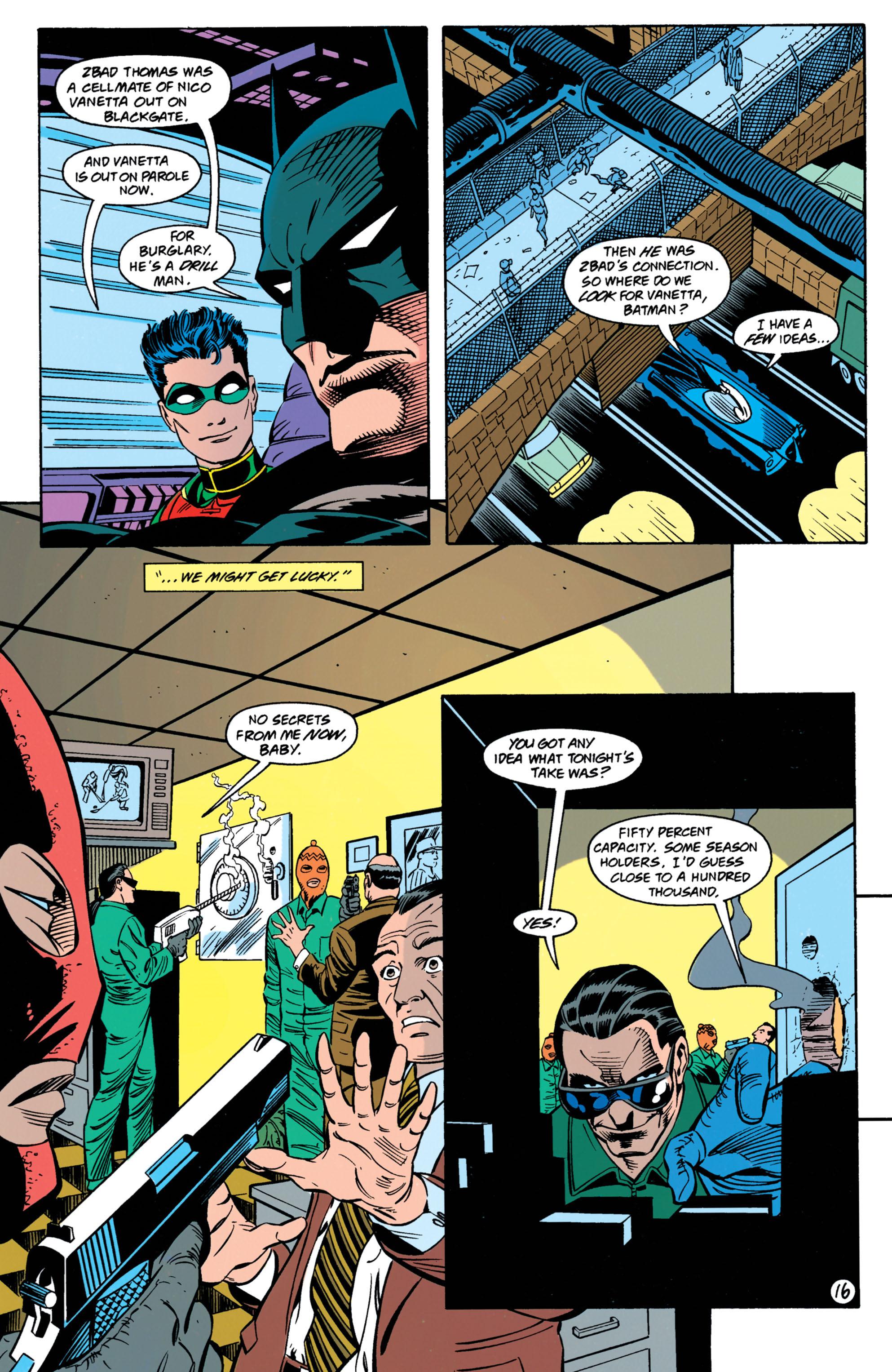 Detective Comics (1937) 683 Page 16
