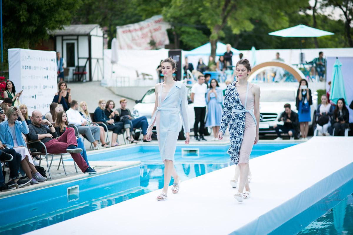 BEKh на Mercedes-Benz Odessa Fashion Days 2016