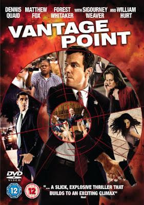 Vantage Point (2008) Dual Audio Hindi 720p BluRay 950MB
