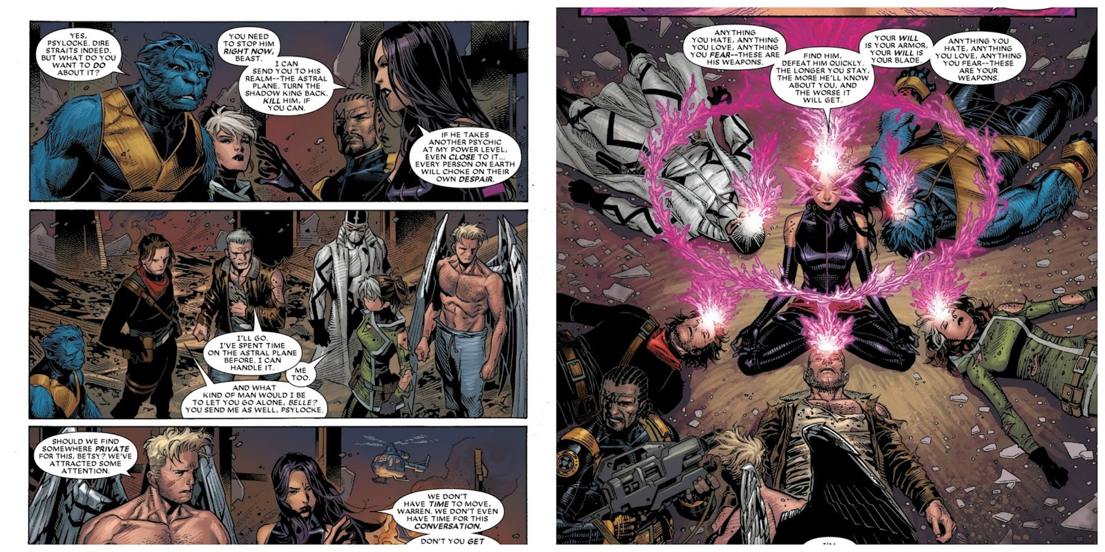 Brothascomics: Astonishing X-Men #1 Review