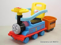 GInaWorld 536 Thomas and Friends Ride-on Car