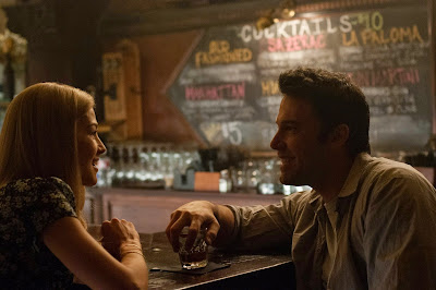 Rosamund Pike, Ben Affleck - Gone Girl (2014)