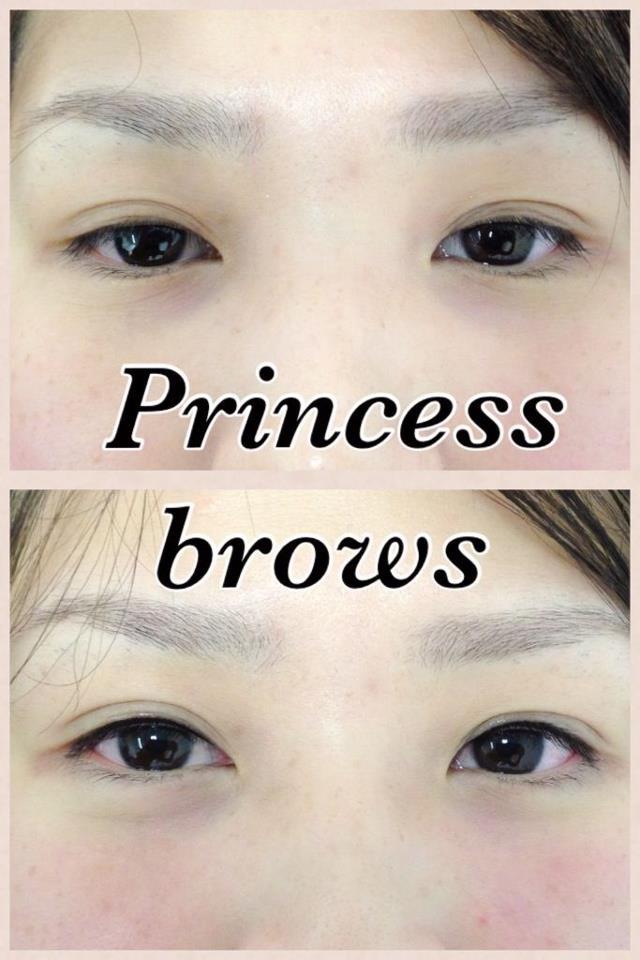 Princessbrows: 3D eyeliner tattoo