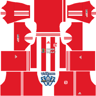 kit dream league soccer 2018, Sivasspor dls fts forma süperlig