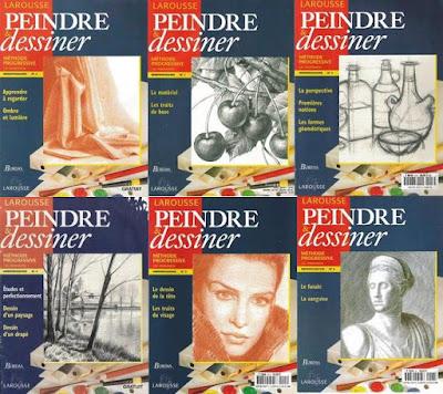 Télécharger Livre Gratuit Larousse Peindre et Dessiner -N° 13 à 24 pdf
