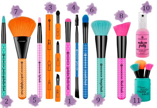 Preview essence Make Me Pretty - Limited Edition (LE) - August 2015