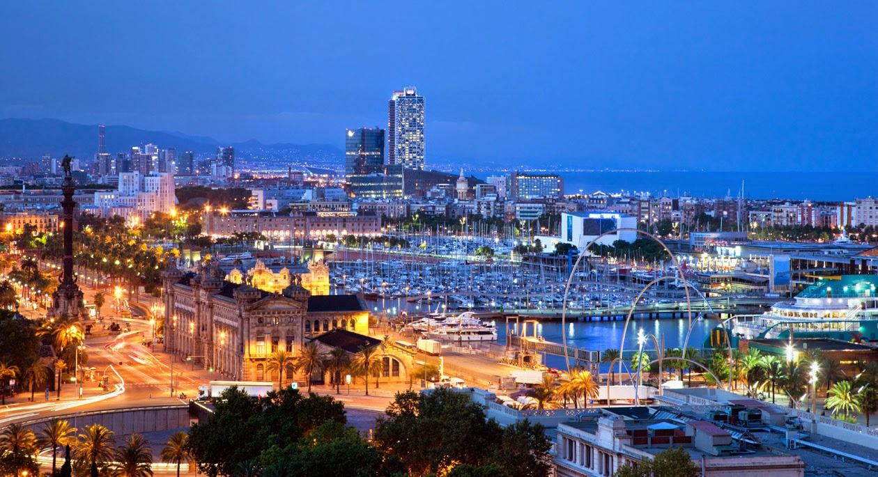 Cruceros desde Barcelona 2014 - Cruceros con embarque en Barcelona