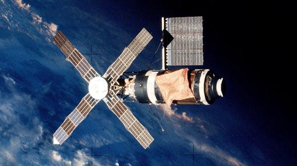 The Skylab Stowaway