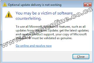 Victim Software Counterfeiting Windows 7 Free Download - nixprogram