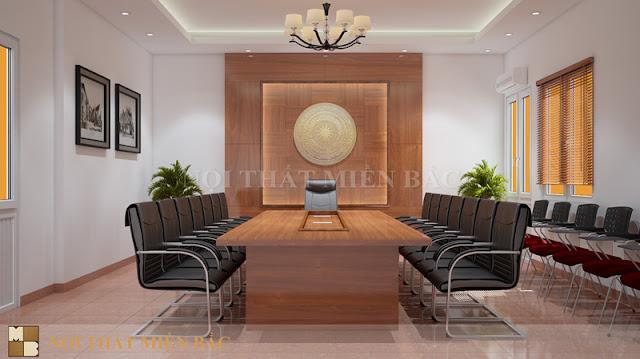 Những chiếc ghế phòng họp chân quỳ luôn là sự lựa chọn hoàn hảo cho những không gian họp uy nghiêm nhã nhặn