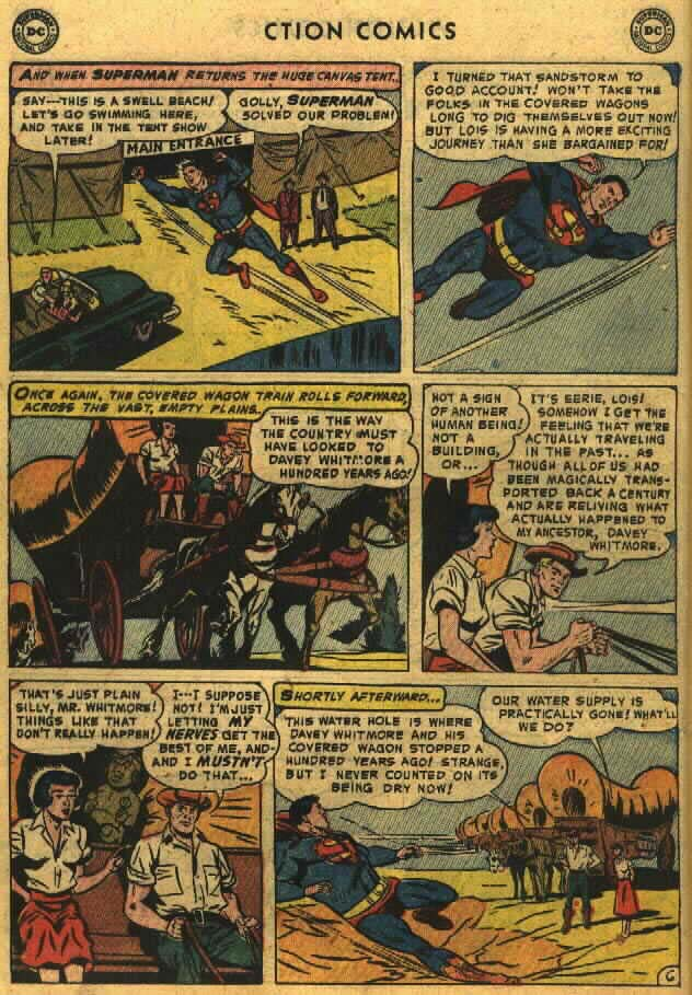 Read online Action Comics (1938) comic -  Issue #184 - 8