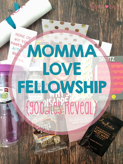 Momma Love Fellowship Goodies